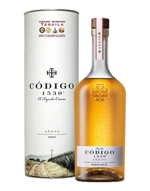 Codigo 1530 Tequila Añejo 750mL