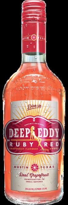 Deep Eddy Ruby Red Vodka 375mL