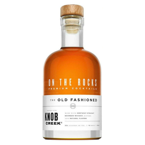 On The Rocks Premium Cocktails The Old Fashioned 375mL