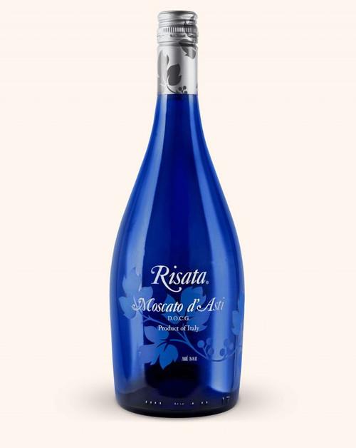 Risata Moscato d'Asti Sparkling Wine 750mL