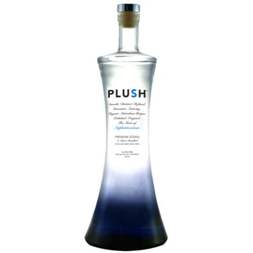Plush Premium Vodka 750mL