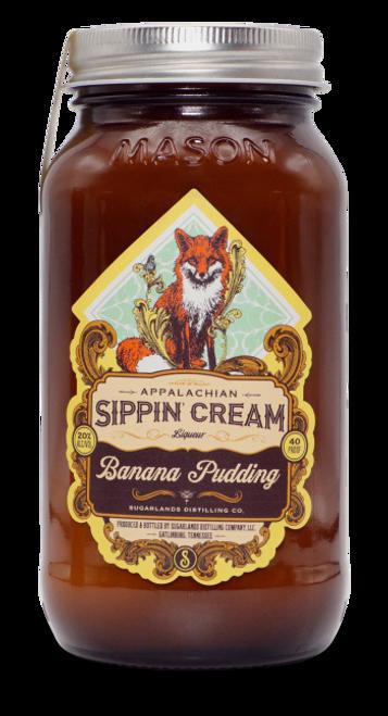 Sugarlands Appalachian Banana Pudding Sippin Cream 750mL