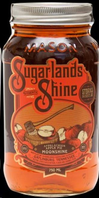 Sugarlands Shine Moonshine Appalachian Apple Pie 50mL