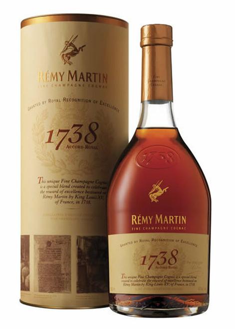 Remy Martin 1738 Accord Royal Fine Champagne Cognac 1L
