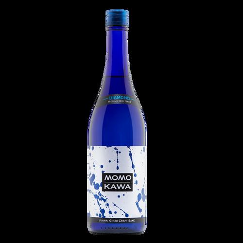 Momokawa Diamond Medium Dry Sake 750mL