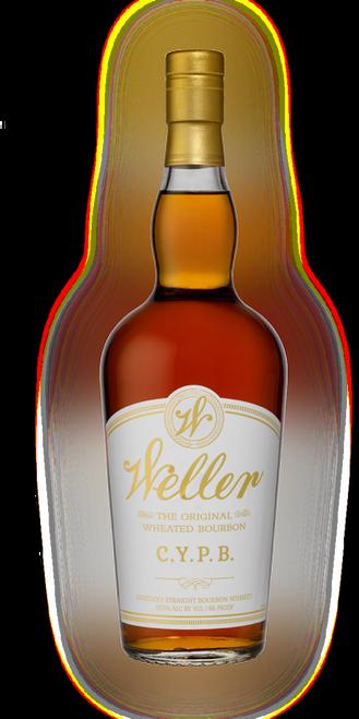 Weller C.Y.P.B. Kentucky Straight Wheated Bourbon Whiskey 750mL