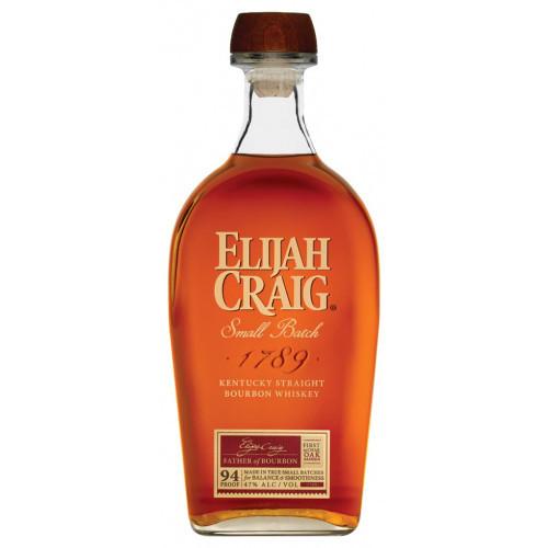 Elijah Craig Small Batch Bourbon Whiskey 375 mL