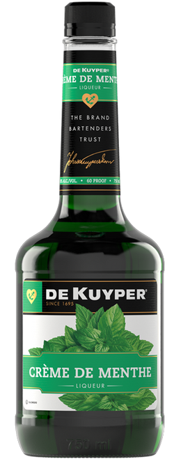 Dekuyper Creme De Menthe Green 750mL