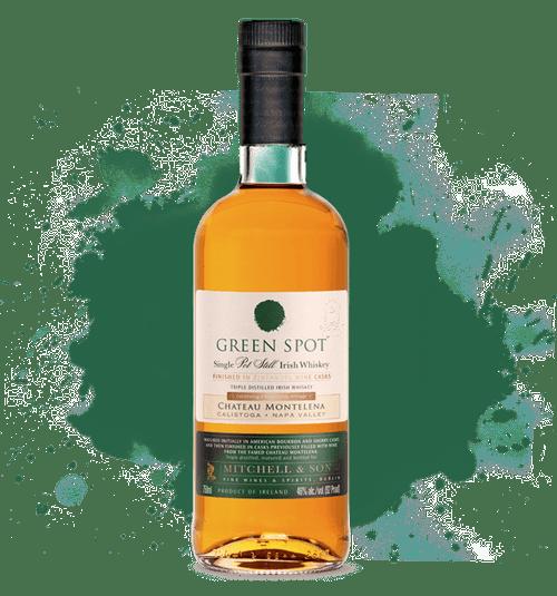 Green Spot Chateau Montelena Irish Whiskey 750mL