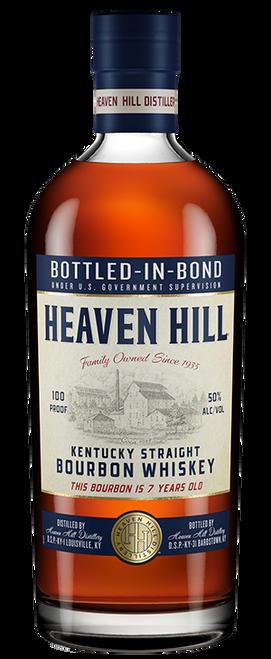Heaven Hill Bottled-in-Bond 7-Year Bourbon Whiskey 750mL