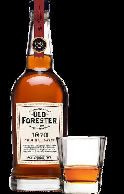 Old Forester 1870 Original Batch Bourbon Whisky 750mL