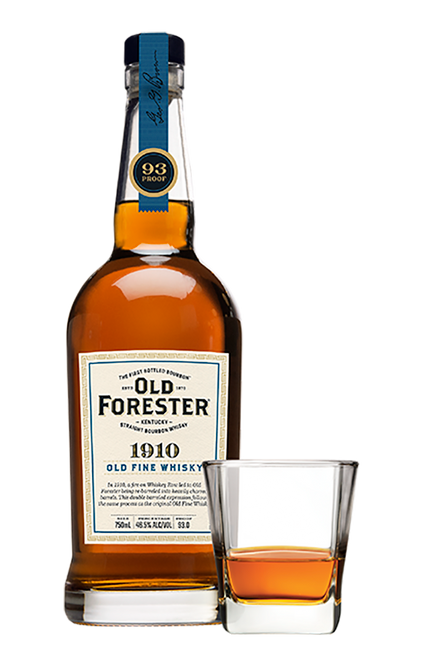 Old Forester 1910 Old Fine Whisky 750mL