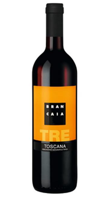 Brancaia Tre Rosso 2018 Toscana MV 750mL