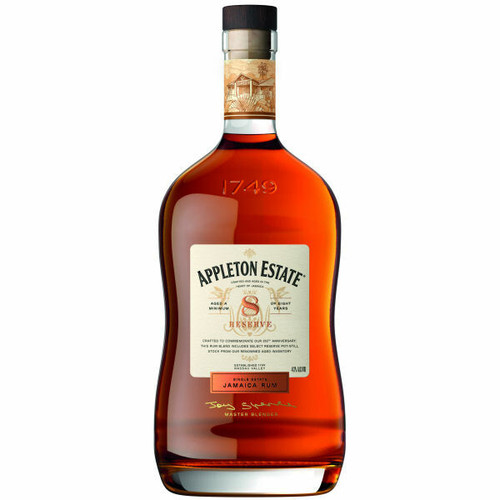Appleton Estate 8 Year Old Reserve Jamaican Rum 750mL