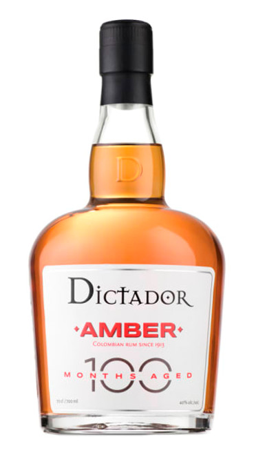 Dictador Aged Rum 100 Months Aged Amber 80 750mL