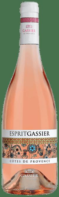 Esprit Gassier 2017 Côtes de Provence Rosé Wine 750mL