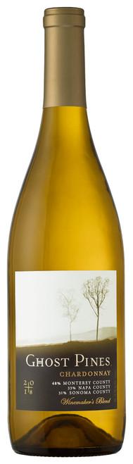 Ghost Pines 2018 Winemaker's Blend Chardonnay 750mL