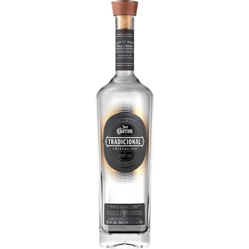 Jose Cuervo Tradicional Tequila Cristalino Reposado 750mL