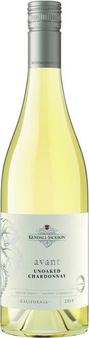 Kendall-Jackson avant 2019 California unoaked Chardonnay 750mL