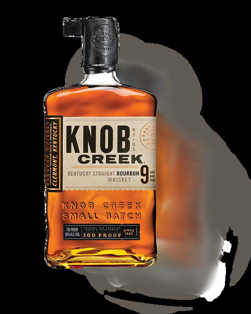 Knob Creek 100 Proof 9 Year Kentucky Straight Bourbon Whiskey 750mL