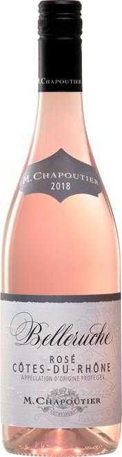 M. Chapoutier 2018 Belleruche Côtes-du-Rhone Rosé Wine 750mL