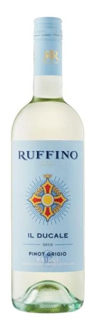 Ruffino Il Ducale 2018 Pinot Grigio Italian White Wine 750mL
