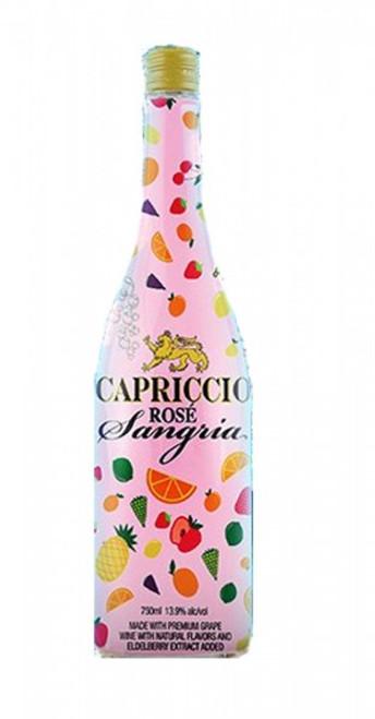 Capriccio Rosé Sangria 750mL