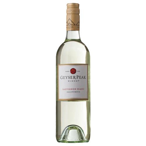 Geyser Peak Winery 2017 California Sauvignon Blanc 750mL