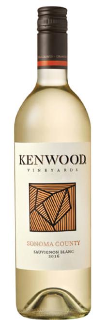 Kenwood Vineyards 2016 Sonoma County Sauvignon Blanc 750mL