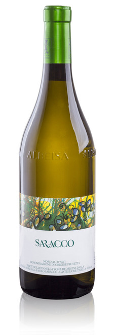 Saracco 2020 Moscato d'Asti Italian White Wine 750mL
