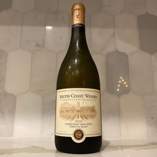 South Coast Winery 2018 Temecula Valley Sauvignon Blanc 750mL