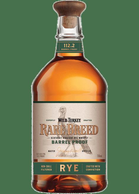 Wild Turkey Rare Breed Barrel Proof Rye 750mL