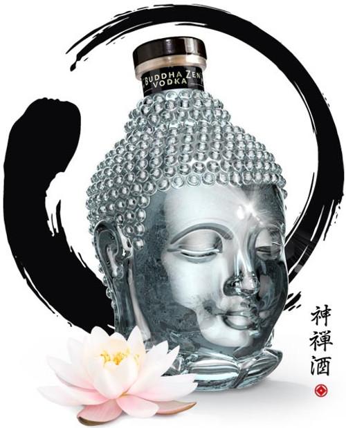 Buddha Zen Lotus Root Vodka 750mL
