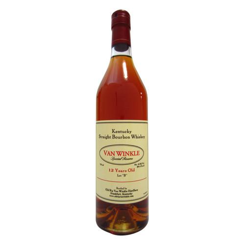 Old Rip Van Winkle 'Van Winkle Special Reserve Lot B' 12 Year Old Kentucky Straight Bourbon Whiskey 750mL