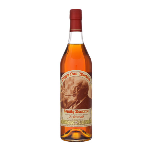 Pappy Van Winkle's Family Reserve 20 Year Old Kentucky Straight Bourbon Whiskey 750mL