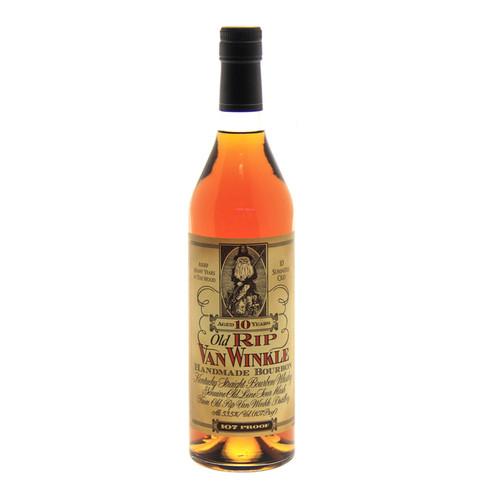 Old Rip Van Winkle Handmade 10 Year Old Kentucky Straight Bourbon Whiskey 750mL
