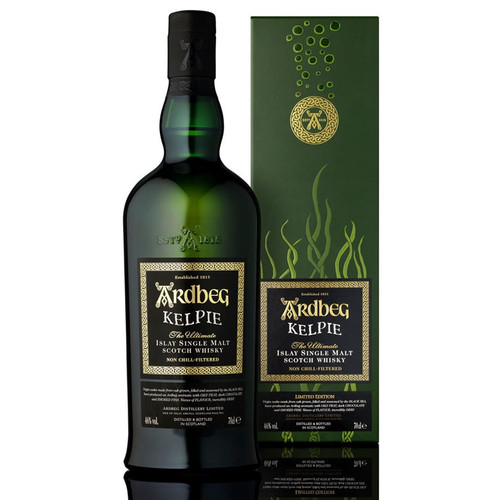 Ardbeg 'Kelpie' The Ultimate Islay Single Malt Scotch Whisky 750mL