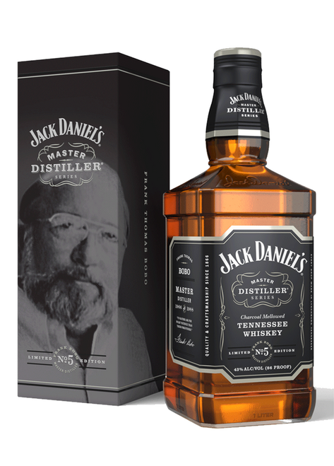 Jack Daniel's 'Master Distiller Series' Limited Edition No. 5 Tennessee Whiskey 750mL