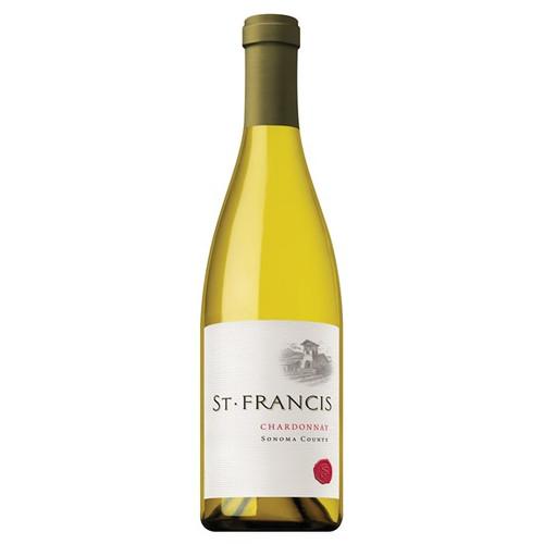 St. Francis 2017 Sonoma County Chardonnay 750mL
