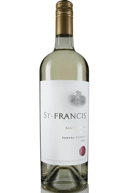 St. Francis Sauvignon Blanc 750mL