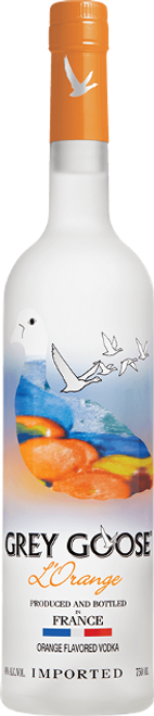 Grey Goose® L'Orange Orange Flavored Vodka 750mL