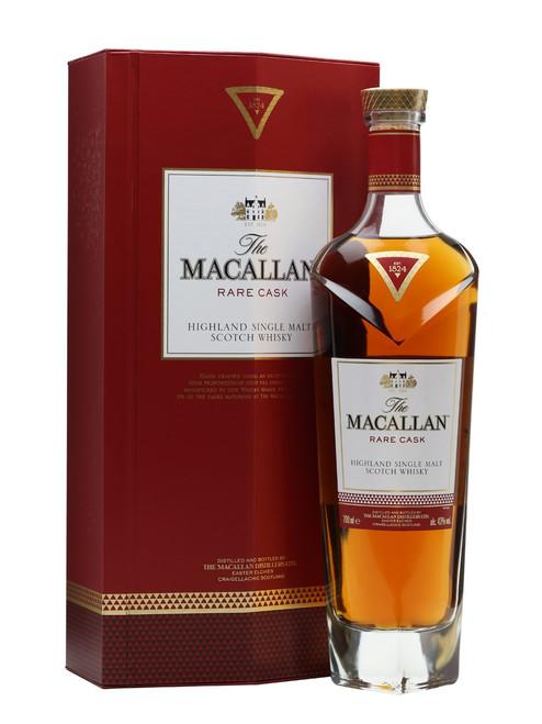 The Macallan Rare Cask Speyside Single Malt Scotch Whisky 750mL