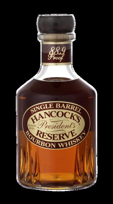 Hancock's President's Reserve Single Barrel Bourbon Whiskey 750mL