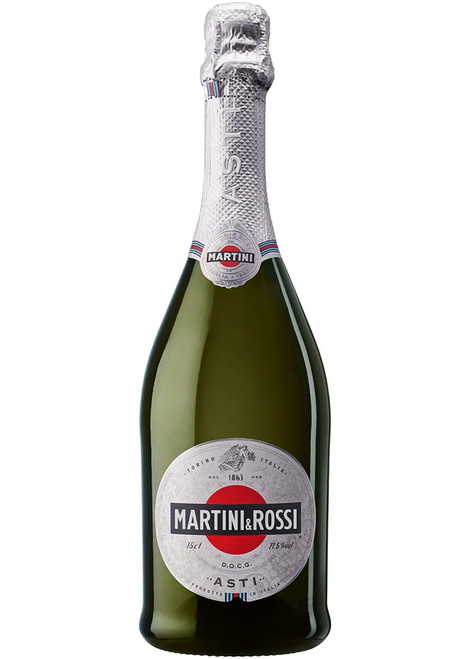 Martini & Rossi Asti Sparkling Wine 750mL
