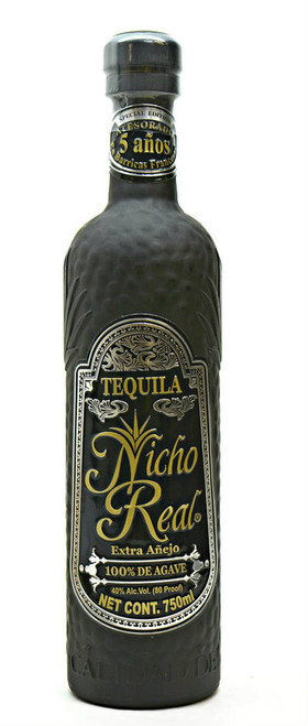 Nicho Real 5 Years Extra Anejo Tequila 750mL