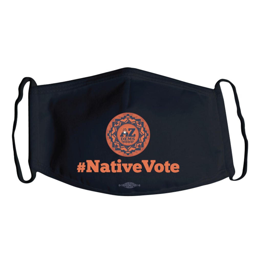 Native Vote (Black Mask)