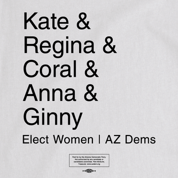 Elect Women - Mayors (Unisex White Tee)