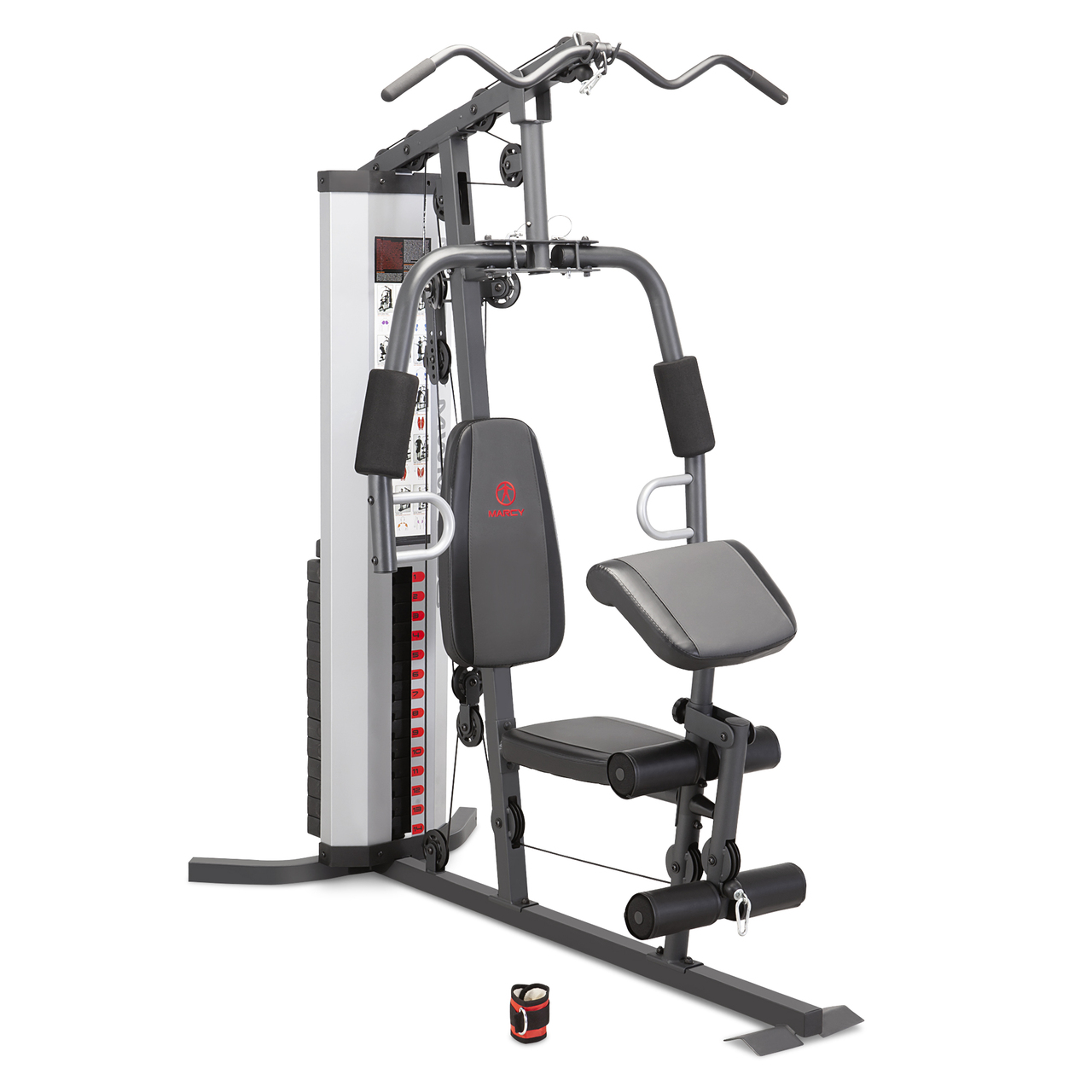 The Marcy 150 Lb Weight Stack Home Gym - MWM-988