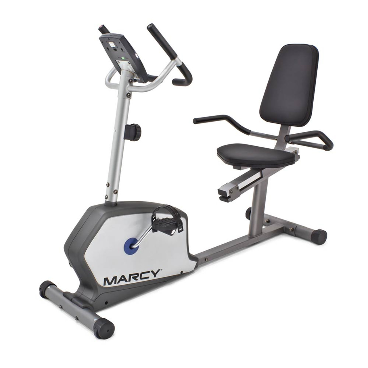 20a81bd6f3b The Marcy Recumbent Bike NS-1201R is a convenient low-impact method of  getting