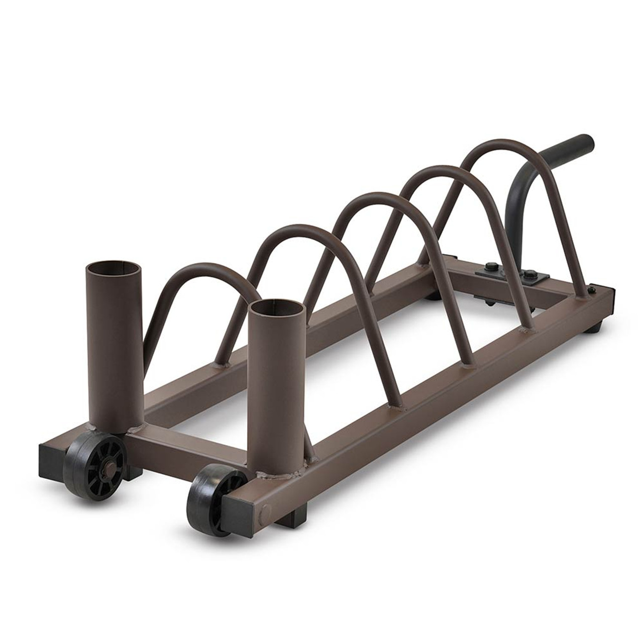 Horizontal Plate Rack | SteelBody STB-0130 Durable Heavy Duty Weight Storage
